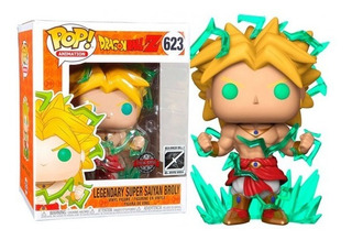 Funko Pop Dragon Ball Z Super Saiyan Broly 623 Vdgmrs