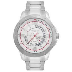 Relógio Technos Masculino Prateado 2315aci/1b