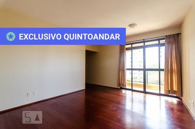 Apartamento No 2º Andar Com 3 Dormitórios E 2 Garagens - Id: 892891651 - 191651