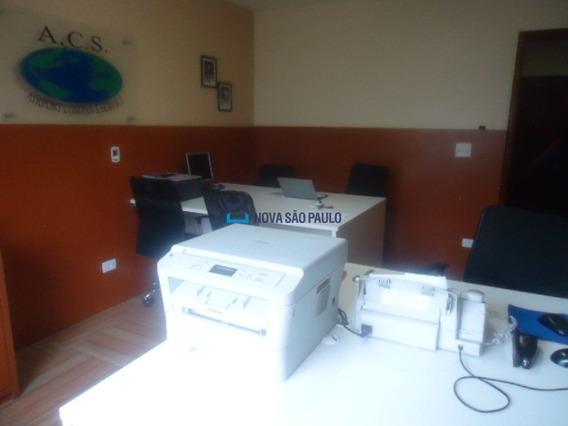 Sala Comercial Em Frente Ao Aeroporto De Congonhas - Bi14858