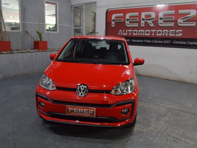 Volkswagen Move Up 1.0 Nafta 2018 5 Puertas Color Rojo