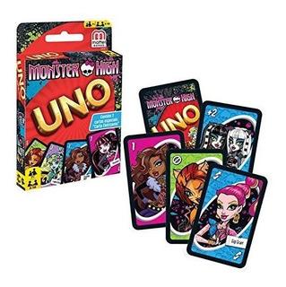 Uno - Monster High