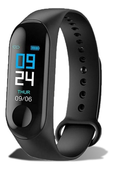 Pulsera Inteligente Monitor Fitness Ip68 Oled
