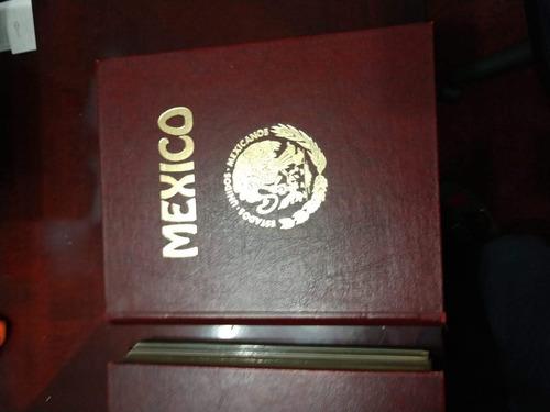 Imagen 1 de 9 de Colección De Timbres De México