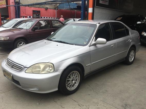 Honda Civic Lx Automatico 2000