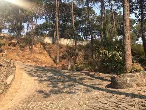 Terreno En Condominio En Venta, Valle De Bravo, Estado De México