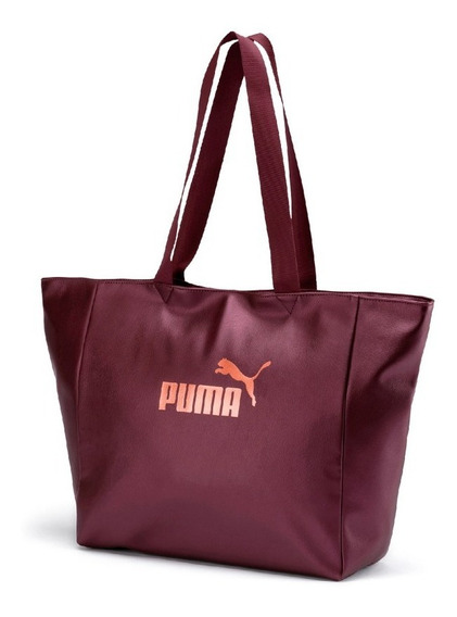 Bolsa Puma Core Up Large Feminina 076578 03