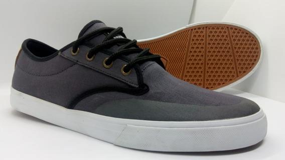 Zapatillas Urbanas Clasicas Raven Craft Grey (nuevas)