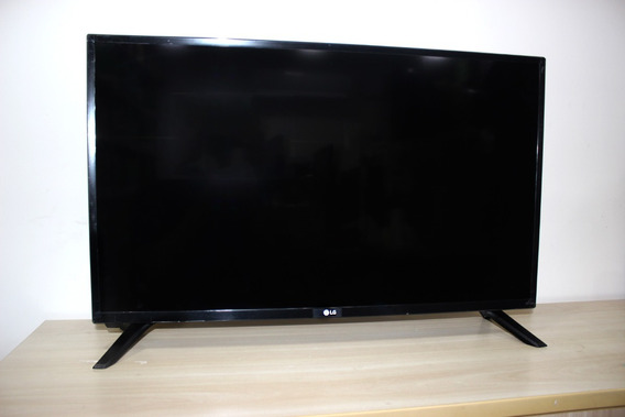 Tv Led 32 Polegada Lg Conversor Digital Hd 32lv300c Vga Hdmi