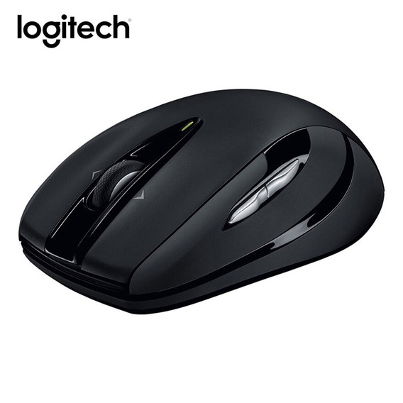 Logitech M545 2.4ghz Mouse Sem Fio Com Usb Unifying Receiver