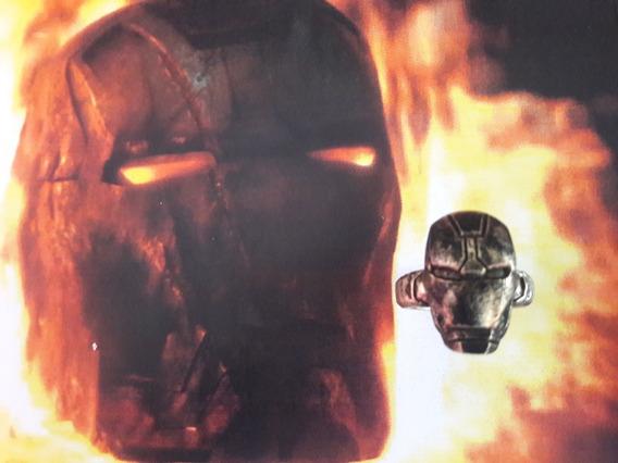 Anillo Iron-man Marvel Movies