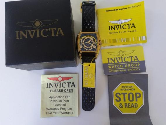 Relógio Invicta S1 Original Com Certificado