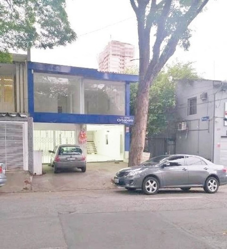 Locação/venda Salão - Chácara Santo Antônio, São Paulo-sp - Rr4036