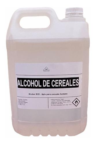 Alcohol De Cereales - Apto Para Licores - 10 Litros