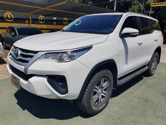 Toyota Fortuner Sw4 At 2017