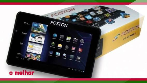 Tablet Foston Fs-m787 Quad Core Android 6.0 Wifi Câmera