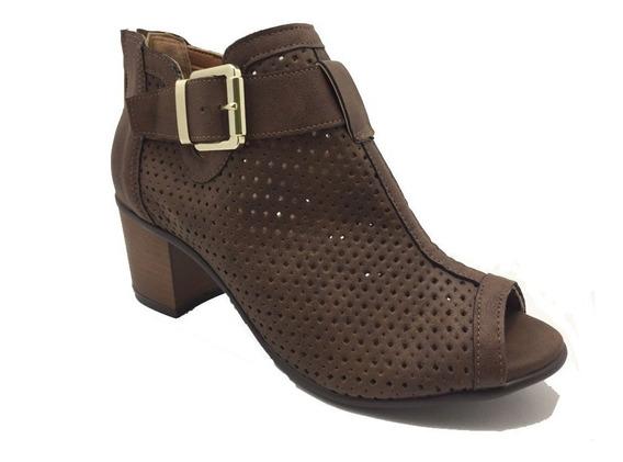 Ankle Boot Bebecê Stone 5416 384