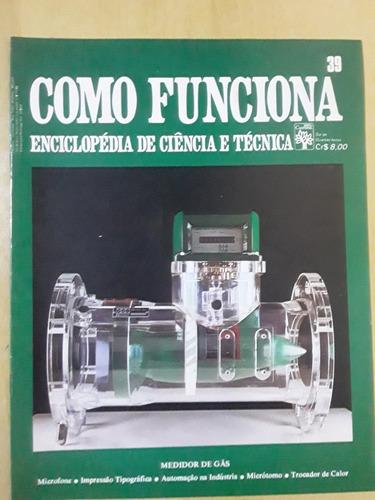 Pl163 Revista Fasc Como Funciona Nº39 Micrótono Microfone
