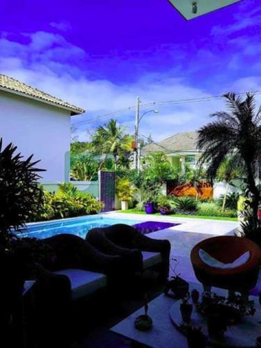 Casa Em Condomínio-à Venda-recreio Dos Bandeirantes-rio De Janeiro - Recn50024
