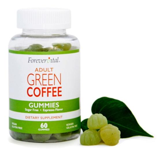 Vitaminas En Gomitas - Suplementos - Café Verde