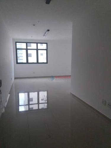 Imagem 1 de 22 de Sala Para Alugar, 50 M² Por R$ 1.500,00/mês - Jardim Aquarius - São José Dos Campos/sp - Sa0290