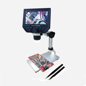 Microscopio Digital Com Lcd