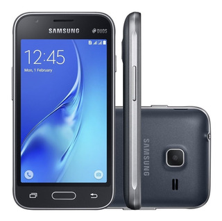 Smartphone Samsung Galaxy J1 Mini 3g 8gb Preto J105 Vitrine