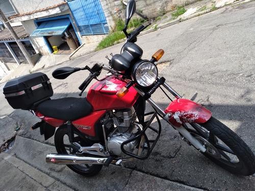 Imagem 1 de 4 de Honda Titan Ks 150