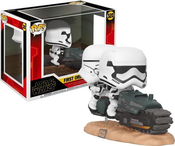 Funko Pop! Star Wars First Order Tread Speeder #320 Original
