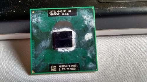 Processador Intel T4400 P/ Note