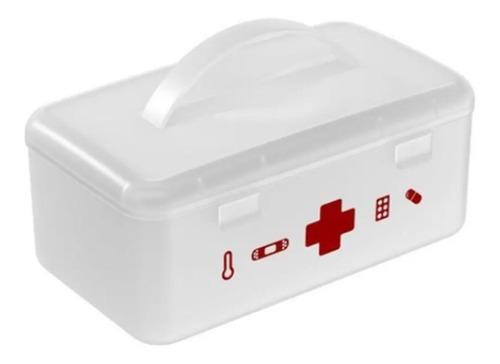 Caixa De Remédios Mega Farmácia Organizador 13123/0001 Coza