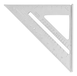 Esquadro Speed Square Alumínio Triangular 7pol. - Paraboni