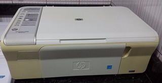 Impresora Hp All In One