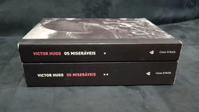 Os Miseráveis Victor Hugo 2 Volumes 2002 Cosac Naify