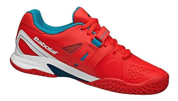 Tênis Babolat Propulse Bpm All Court Jr. Red Tennis Squash