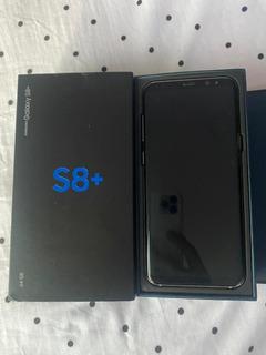 Celular Samsung Galaxy S8 Plus De 64 Gb En Perfecto Estado