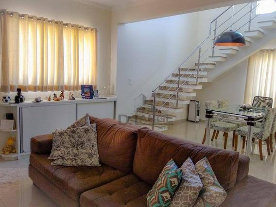 Casa Com 3 Dormitórios À Venda, 99 M² Por R$ 590.000,00 - Parque Jambeiro - Campinas/sp - Ca13871