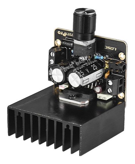 Setero Amplificador De Áudio Módulo 30 W + 30 W Dual-channel