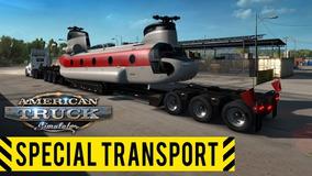 Dlc - Special Transport - American Truck Simulator Steam Key