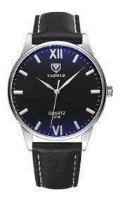 Relógio Yazole Quartz 318 Original