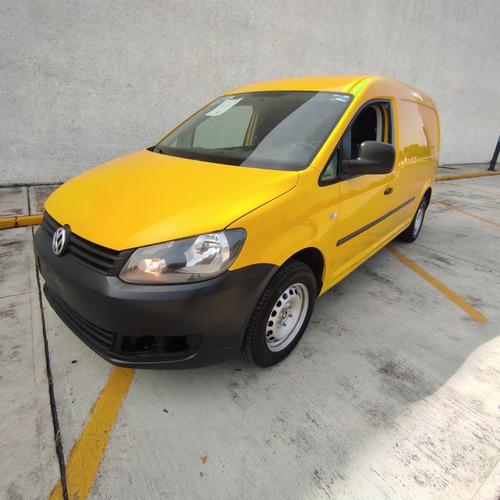 Imagen 1 de 14 de Volkswagen Caddy Cargo Van Maxi 2015