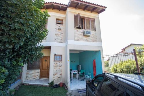 Casa Em Ipanema Com 3 Dormitórios - Lu273419
