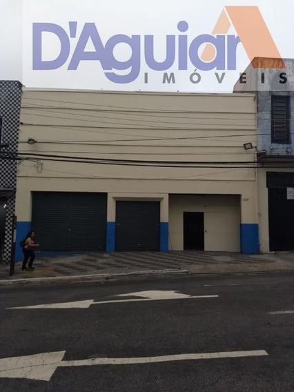 Salão De 450m² Na Avenida Tucuruvi A 200 Metros Do Metro, Mais Mezanino De 150m² E 06 Vagas - Dg2266