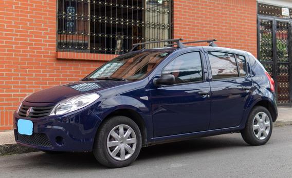 Renault Sandero Autentic, 2012 Único Dueño.