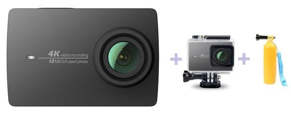 Action Camera Xiaomi Yi 2 4k 12mp Filmadora
