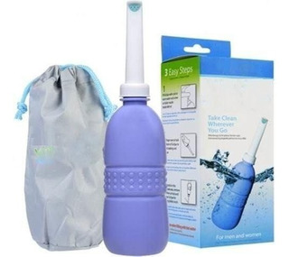 Bidet Bidé Portátil 450ml Higiene Intimo Limpieza Calidad