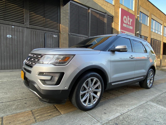 Espectacular Ford Explorer Modelo 2017