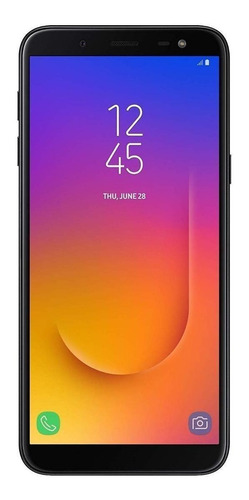 Celular Smartphone Samsung Galaxy J6 J600g 32gb Preto - Dual Chip