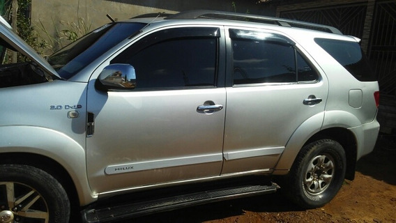Toyota Sw4 3.0 Srv 7l 4x4 Aut. 5p 2008
