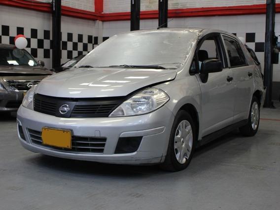 Nissan Tiida Miio 2013